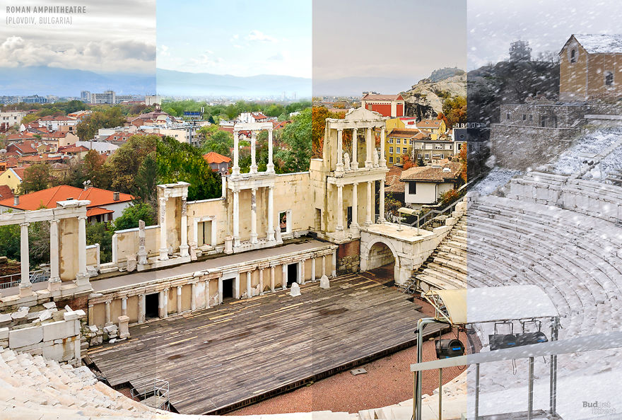 Roman Amphitheatre (Plovdiv, Bulgaria)