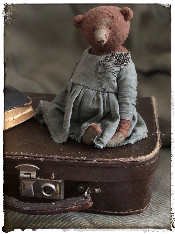 Creating Vintage: Teddy Bears By Svetlana Goncharova