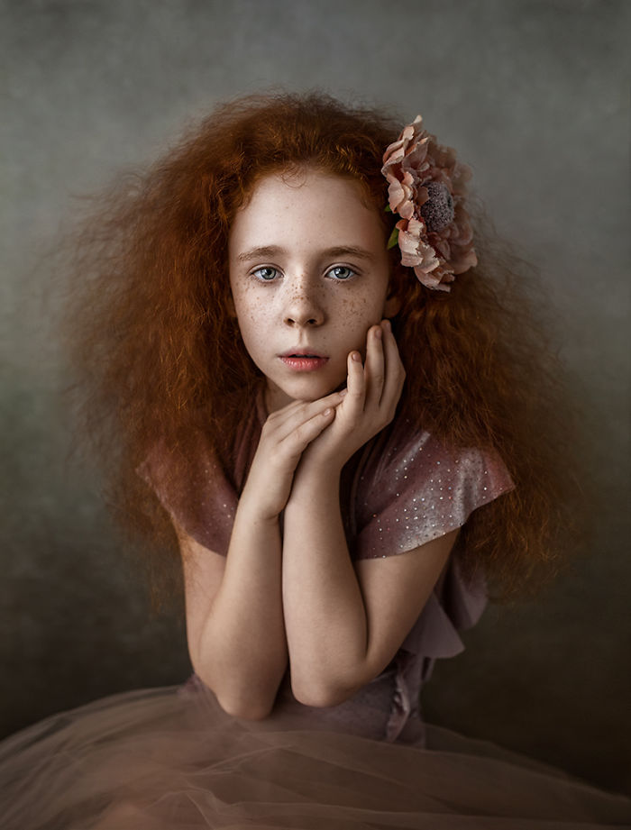 Cpc Portrait Awards Honors The Beauty Of Child Portraiture