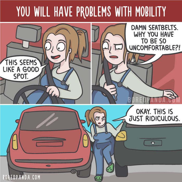 You Will Have Problems With Mobility