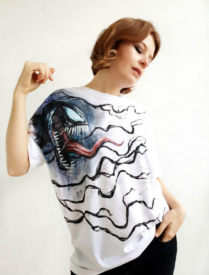 Venom's T-Shirt
