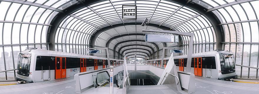 مترو امستردام
