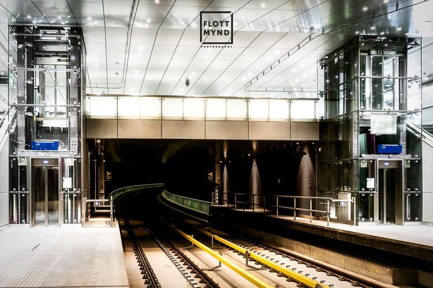 مترو امستردام الجديد