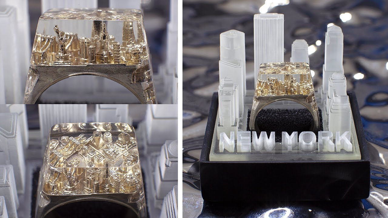 World Inspired Jewellery! Discover How We Have Turned Cities Into Rings 🏢💍