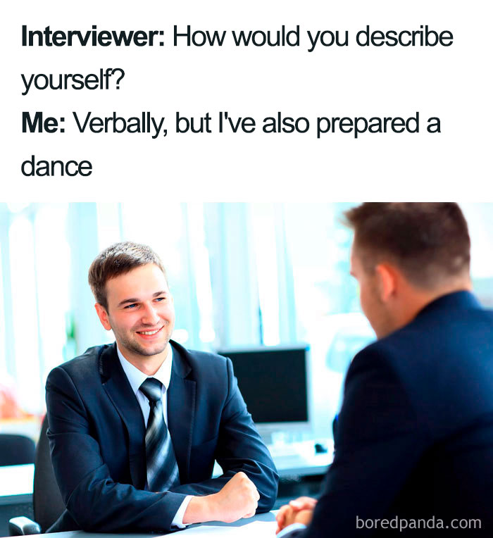 30 Of The Funniest Job Interview Memes Ever | Bored Panda
