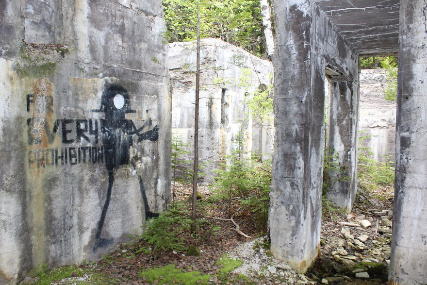Abandoned Mining Towns In The Upper Peninsula Of Michigan