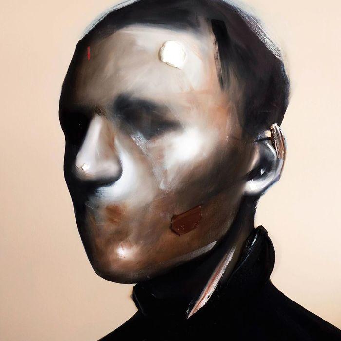 Portrait Of Othello