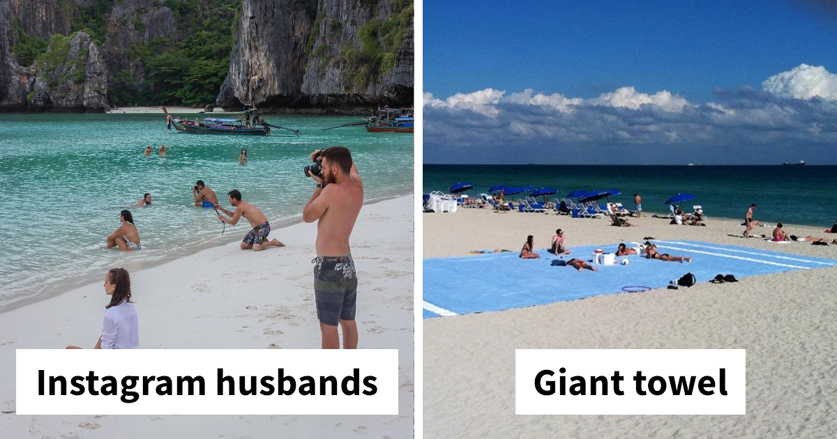 33 Times People Witnessed Something Interesting At The Beach And Just Had To Share It