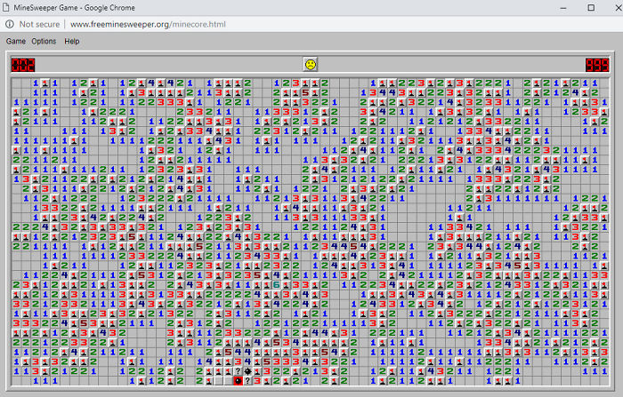 My Minesweeper Game