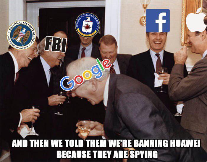 Huawei-Google-Memes