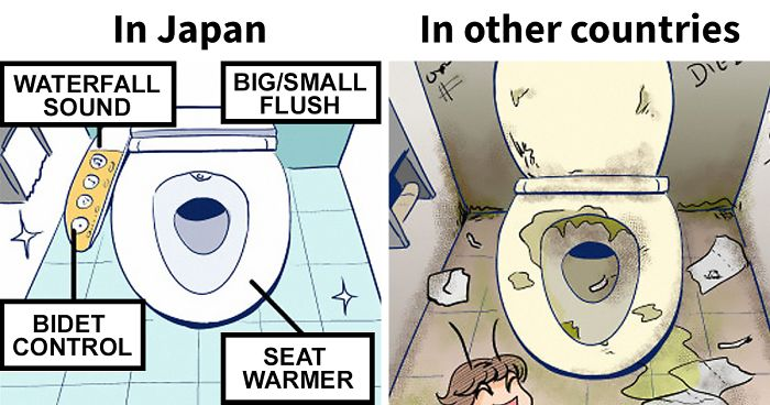 Remarkable I Show The Cultural Differences Between Japan And Other Uwap Interior Chair Design Uwaporg