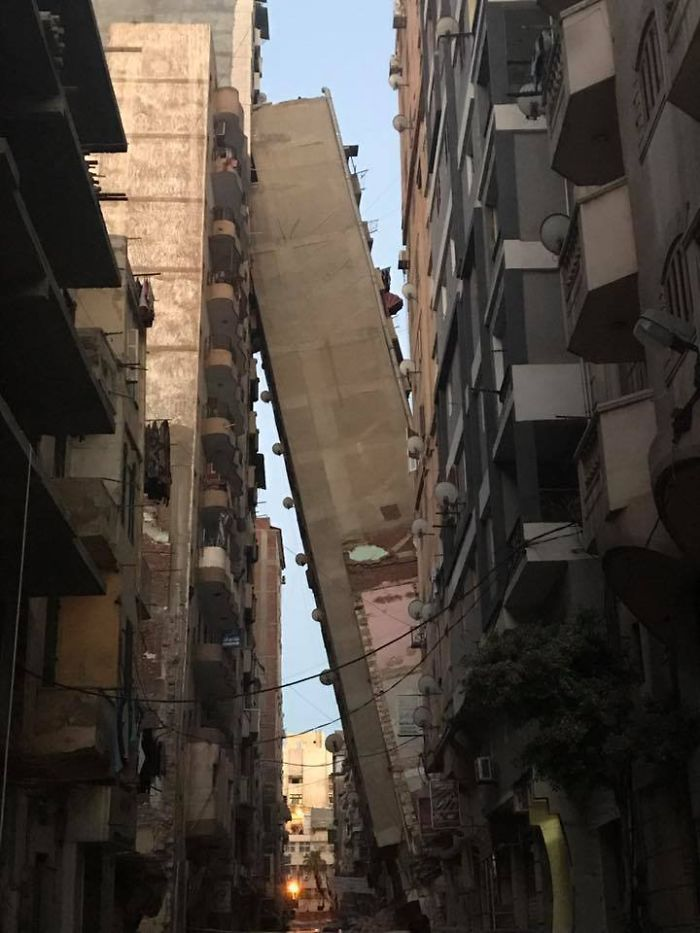 Meanwhile In Alexandria, Egypt