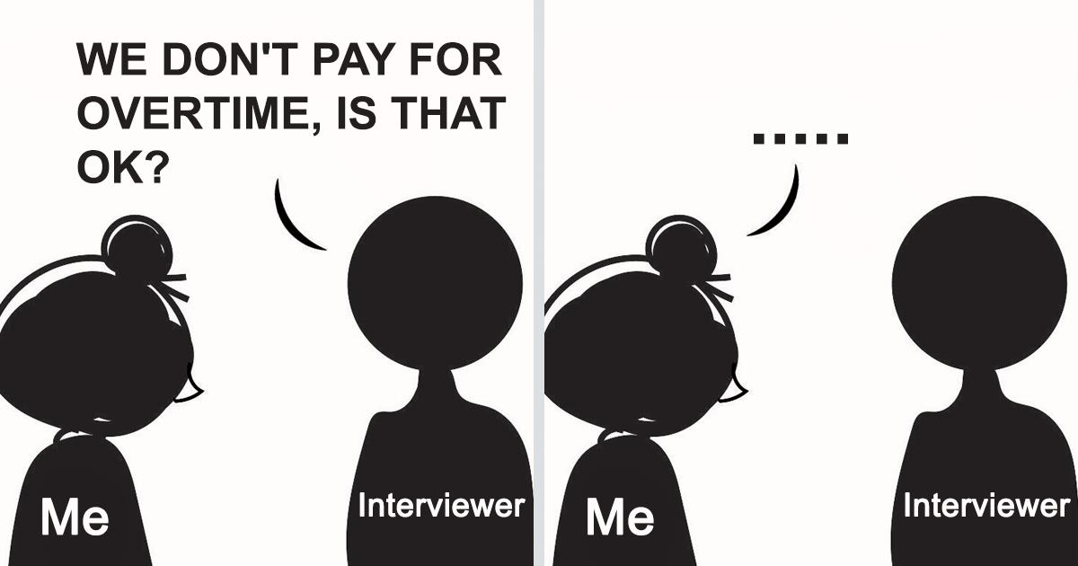 22 Odd Questions I Get Asked At Job Interviews