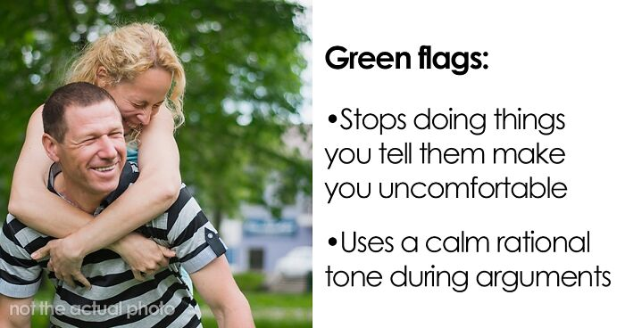 People Are Sharing Relationship Green Flags Instead Of Red Ones, And Here Are 23 Of Them