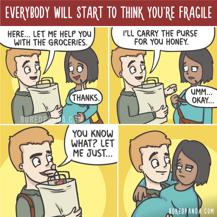 Everybody Will Start To Think You're Fragile