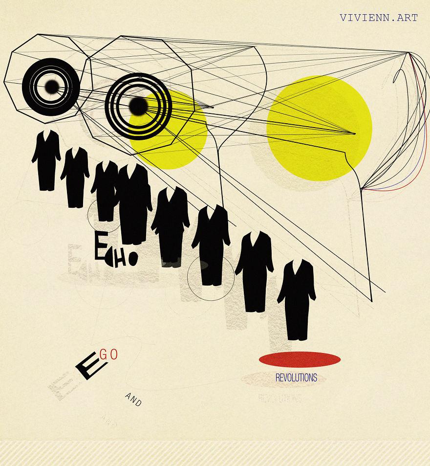 Ego, Echo & Revolutions