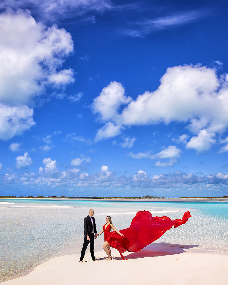 I Brought An Adventurous Couple To Exuma To Swim With Sharks, Pigs, And Stingrays!