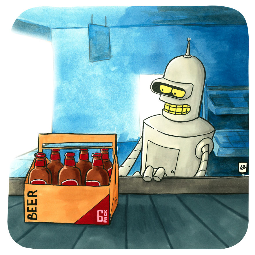 Bender And Beer
