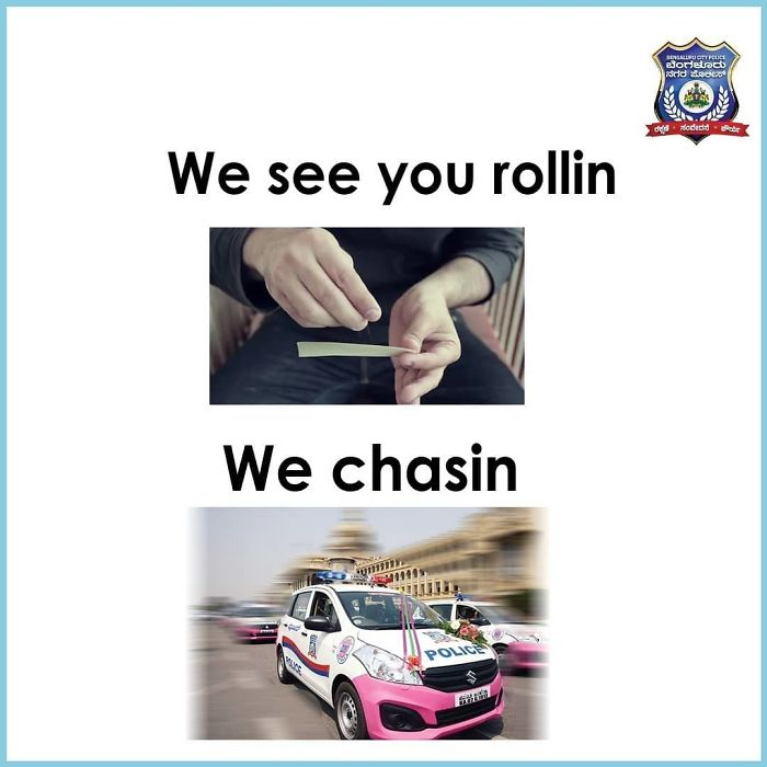 Funny-Bengaluru-City-Police-Memes