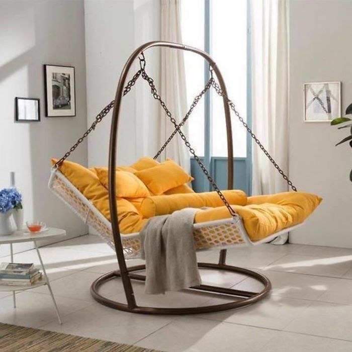 This In Door Hammock Swing Chair Style