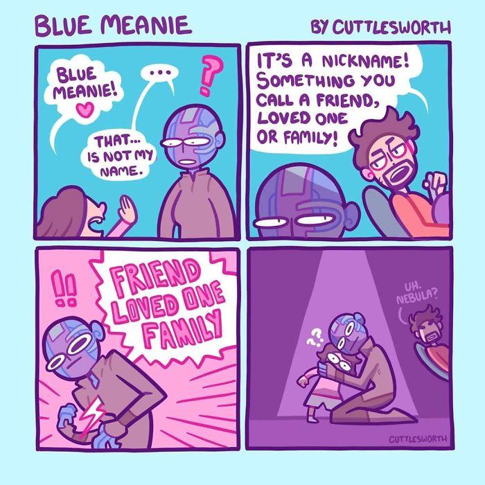 Nebula-Adventures-Comics-Cuttlesworth-Art