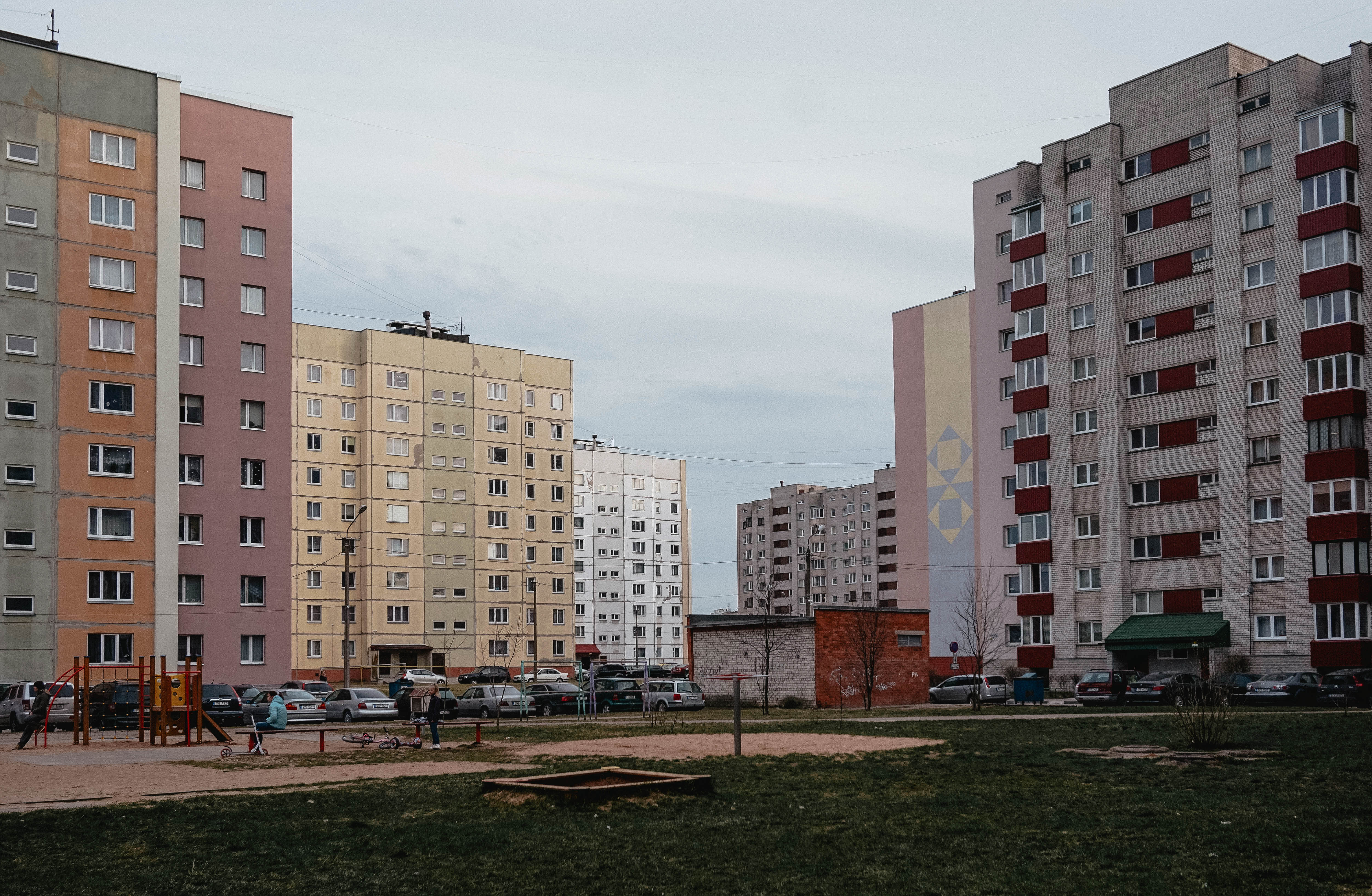 I Live In An Authentic Post-Soviet City Which Borders With Russia.