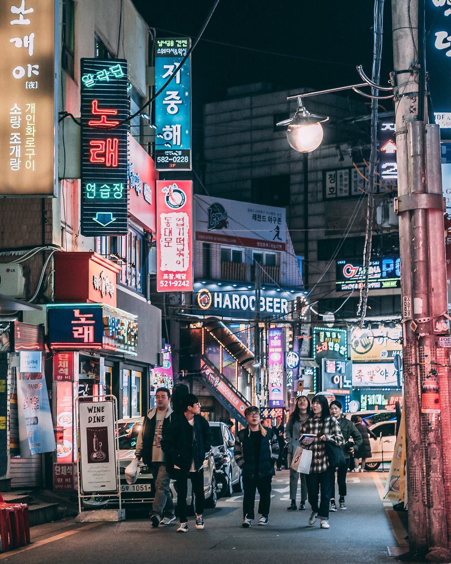 I Have Been Living In Seoul For Three Years And Here Are Some Of My Favorite Photos That I've Taken Recently Of The City