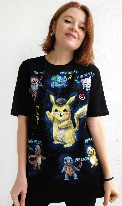 Detective Pikachu's T-Shirt