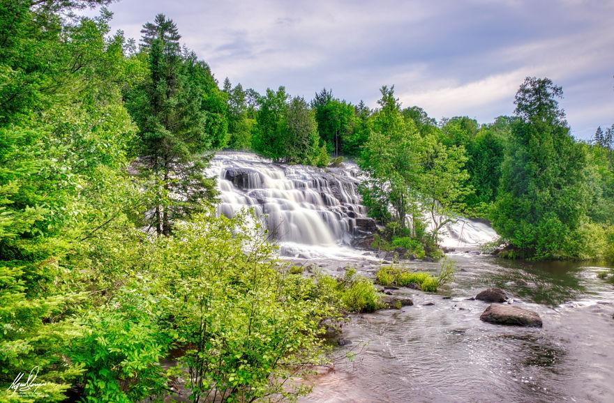 Bond Falls, Michigan