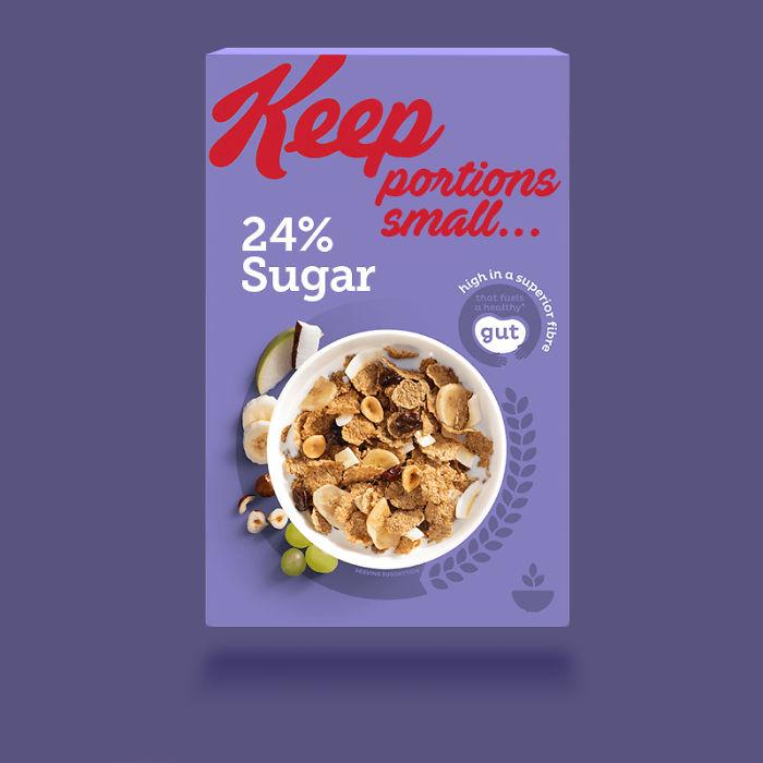 Kellogg's Fruit N' Fibre