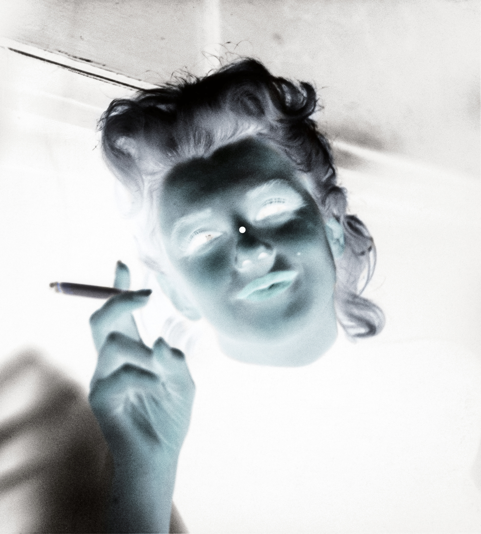 These Awesome Optical Illusions Will Force You To See Black-And-White Images In Color.