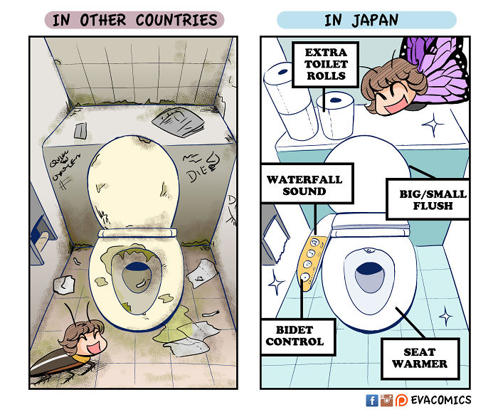 Amazing Clean Toilets