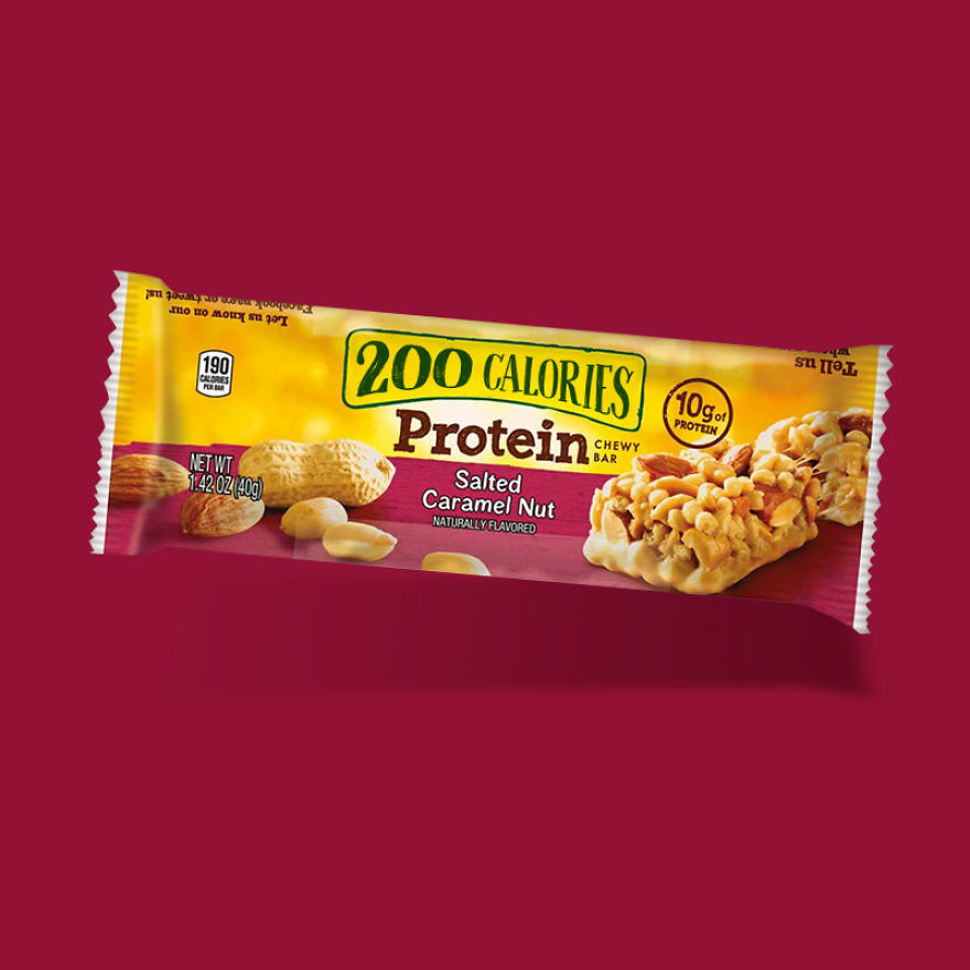 Nature Valley Salted Caramel Nut Protein Chewy Bar