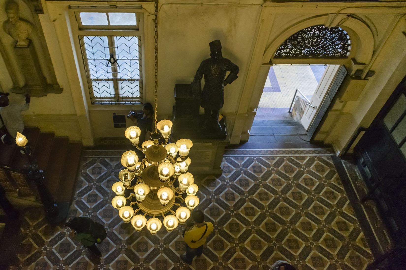 A Visit To Freemasons' Hall, Mumbai