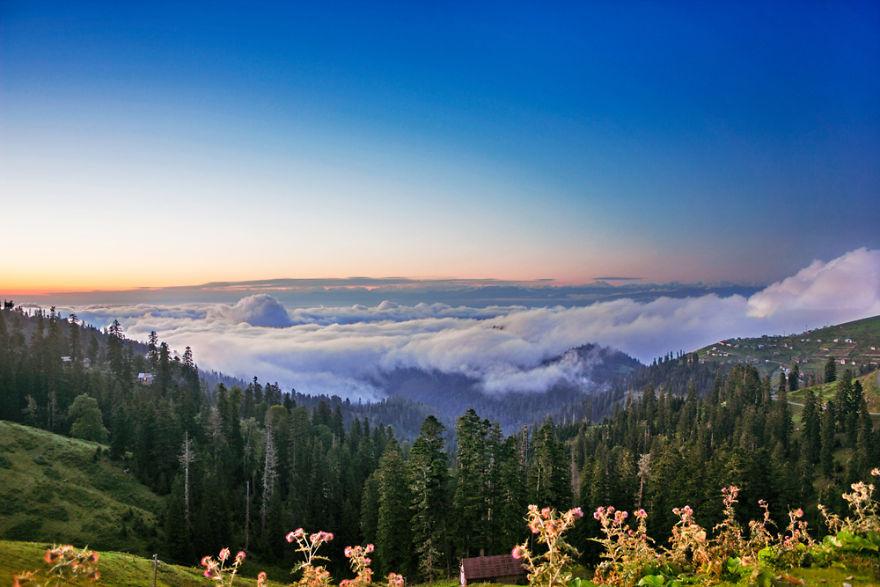 The Most Beautifuli Mountain Resort Area In Georgia. bakhmaro – Paradise On The Earth