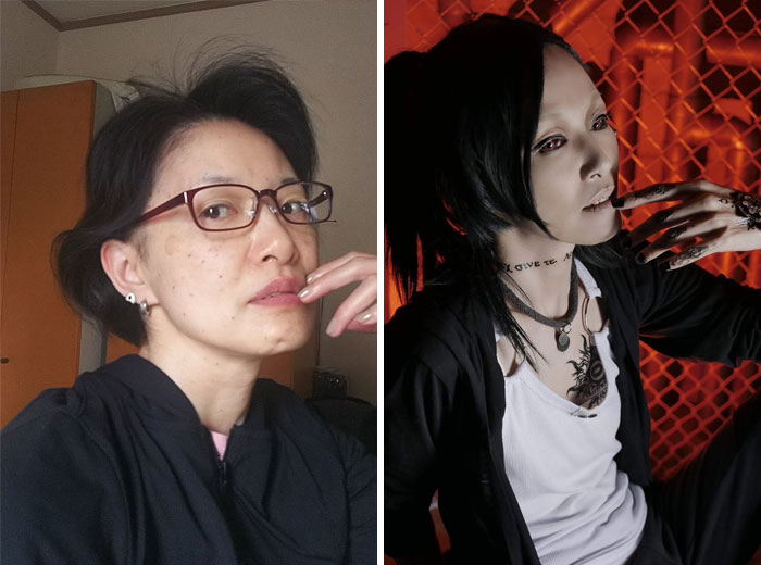 Before-After-Cosplay-Japan