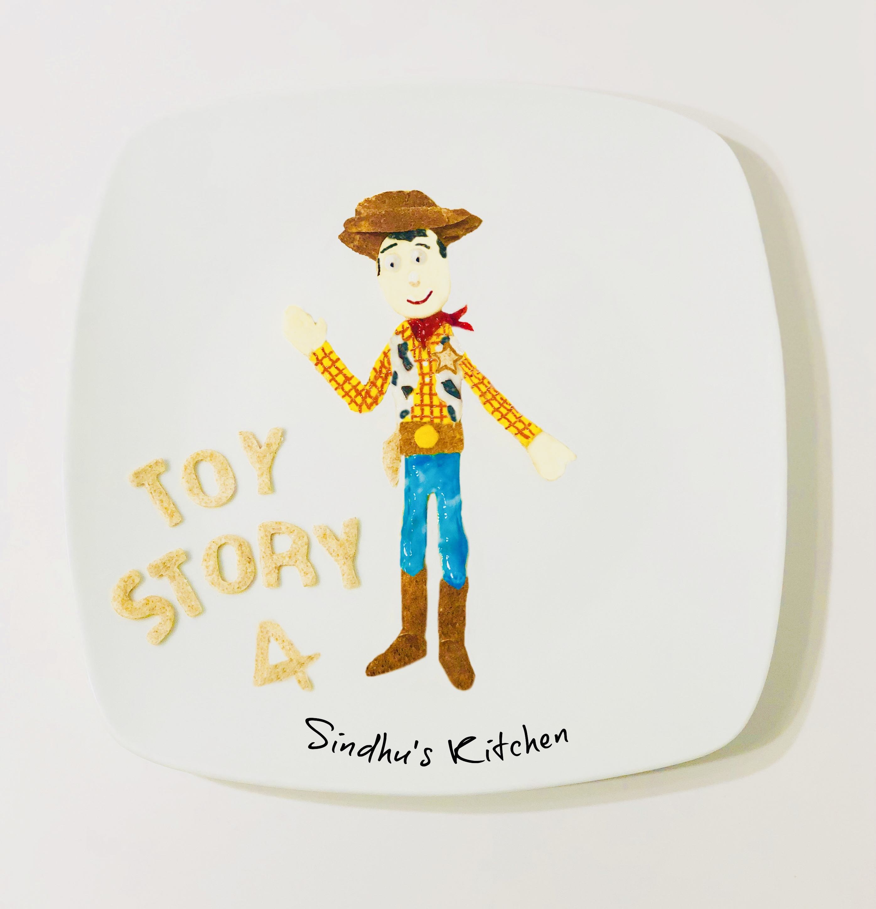 Toy Story Love – Fun Food Art!!!