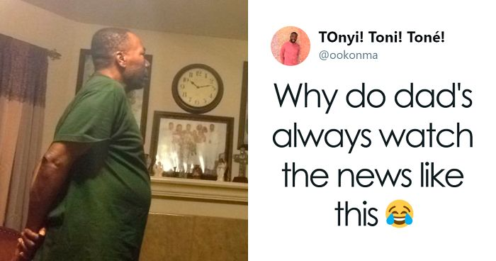 People Are Sharing The Things That Dads Do But Nobody Knows Why, And They're Spot-On (30 Tweets)