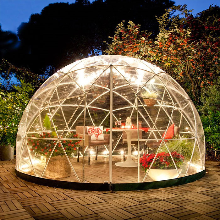 Amazon Is Now Selling An Igloo You Can Build In Your