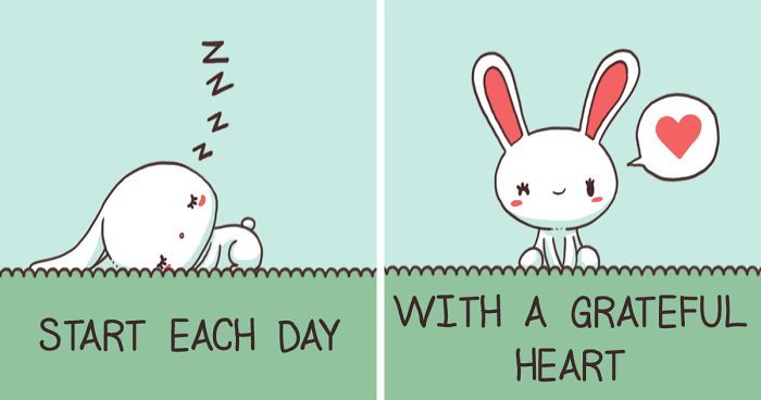 Here Are 52 Comics That I Made To Brighten Up My Days And I Hope It Can Brighten Up Yours