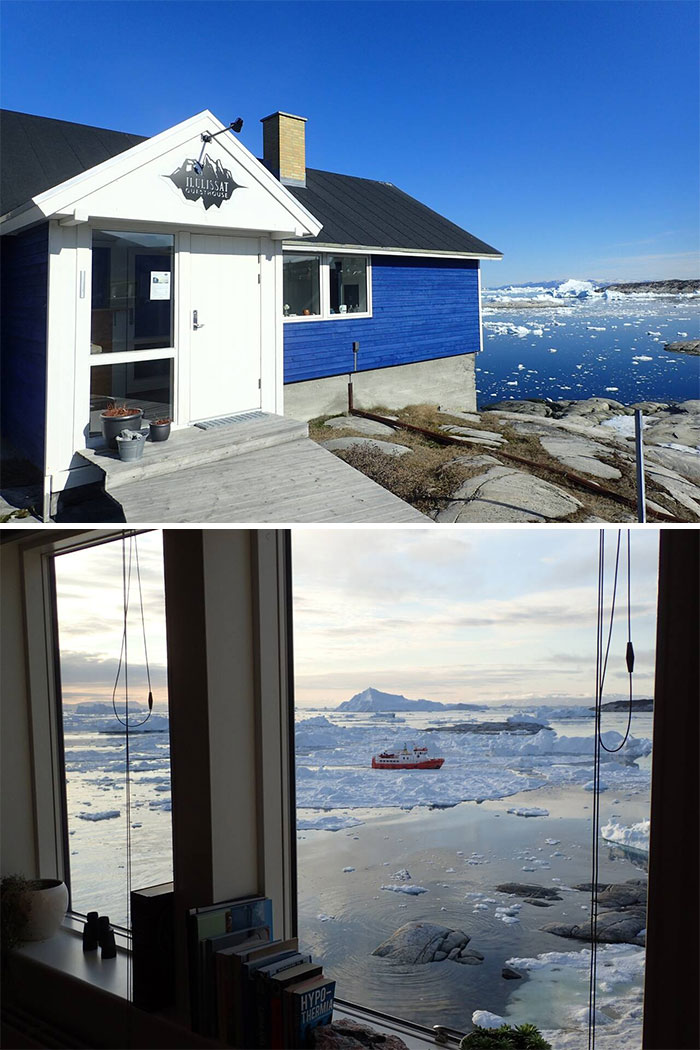 Ilulissat Blue Guesthouse In Ilulissat, Greenland
