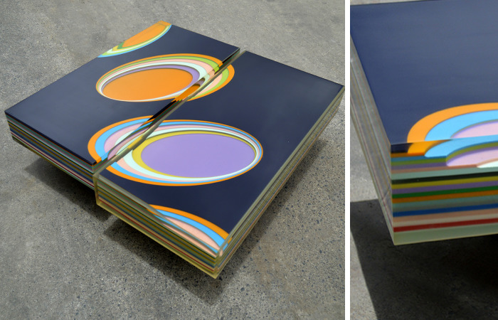 My Series Of Artistic Tables Inspired By Carolina Ritzler