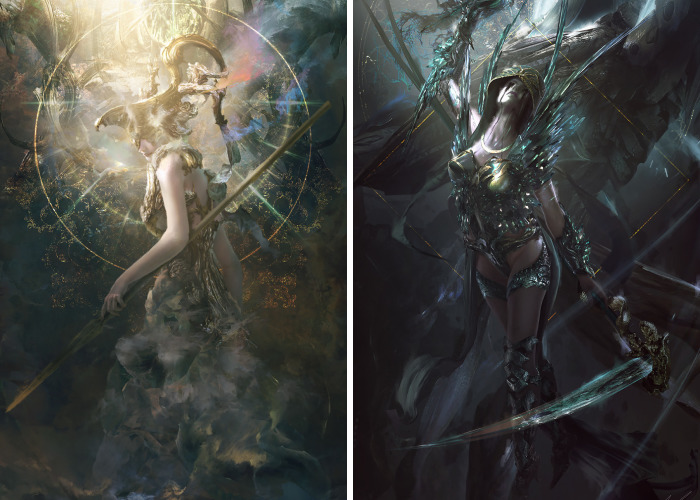 I Started Redesigning Myths & Legends On Patreon