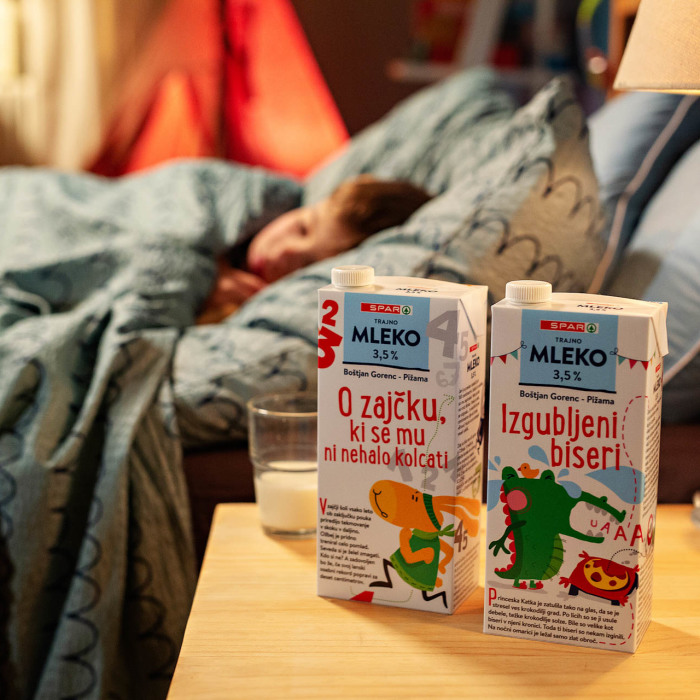 The Milk Books Are Improving The Country's Literacy With Stories Printed On Milk Packaging