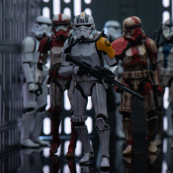 I Make Star Wars Toys Come To Life In Photos