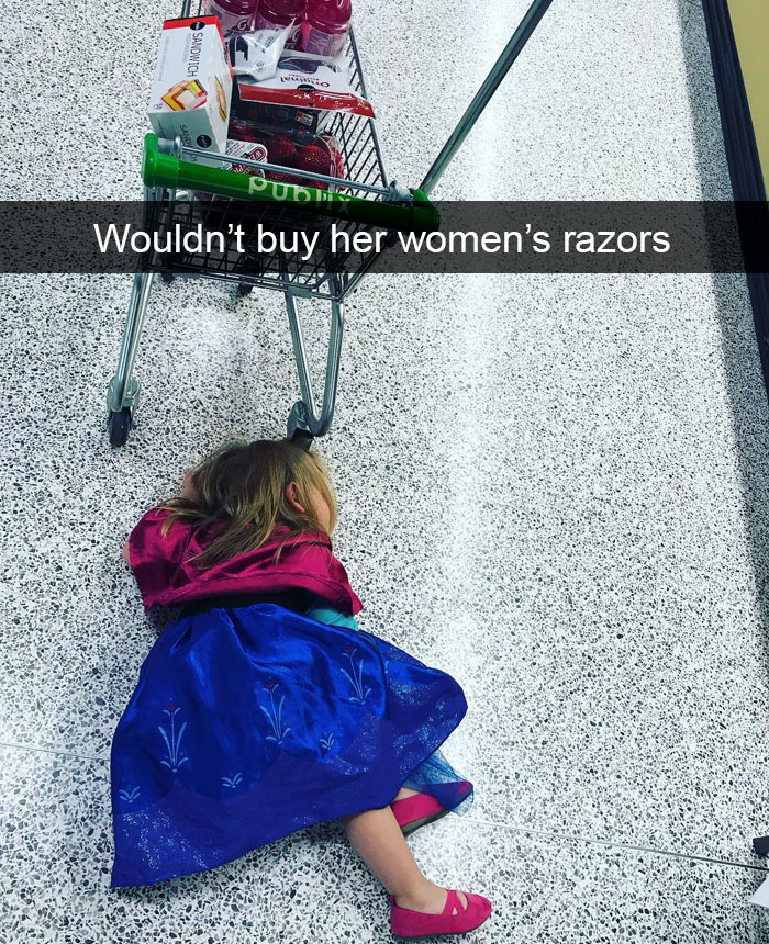 Wouldn't Buy Her Women's Razors