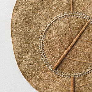 Crocheter Uses Her Skills To Turn Dried Leaves Into Works Of Art (30 Pics)