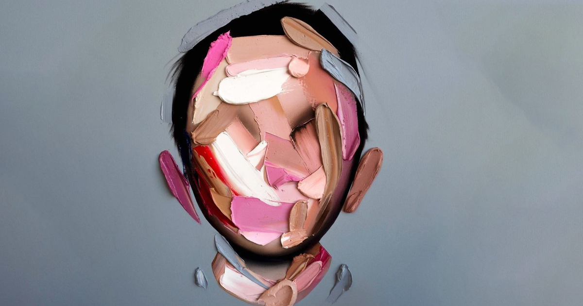 These 'Faceless' Paintings By Joseph Lee Seem To Portray Emotions Better Than Some Realistic Ones