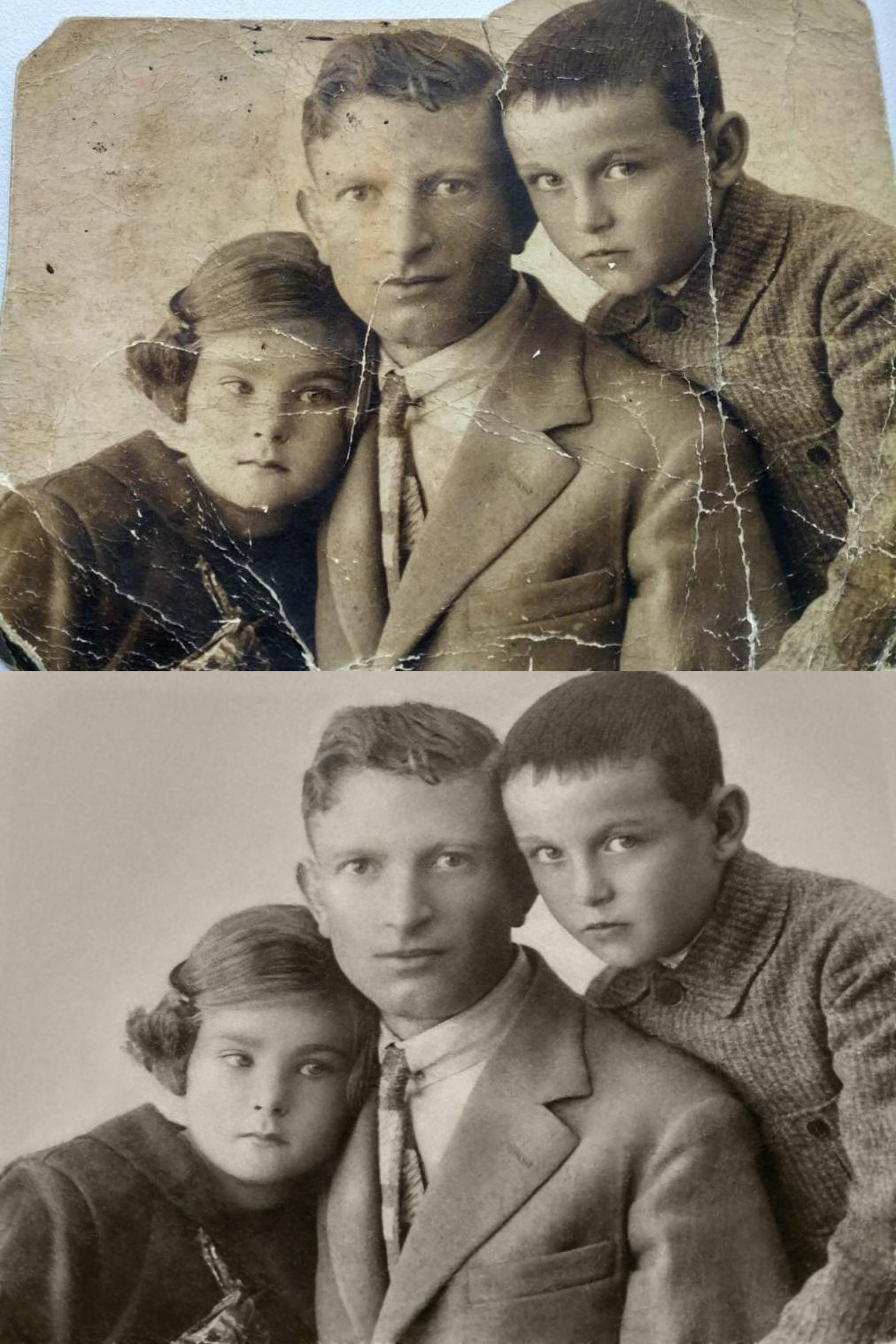 Photo Restorations – Salvaging Memories
