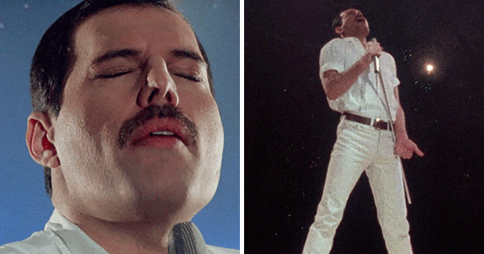 Never-Seen-Before Freddie Mercury Performance Has Been Unearthed